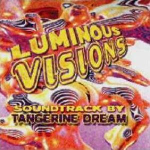 Tangerine Dream Luminous Visions, 1998