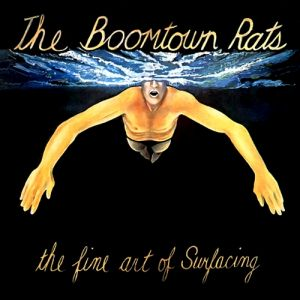 The Boomtown Rats The Fine Art of Surfacing, 1979