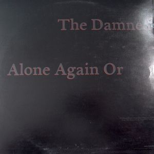 Alone Again Or Album