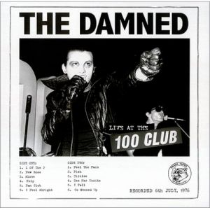 Live At The 100 Club Album