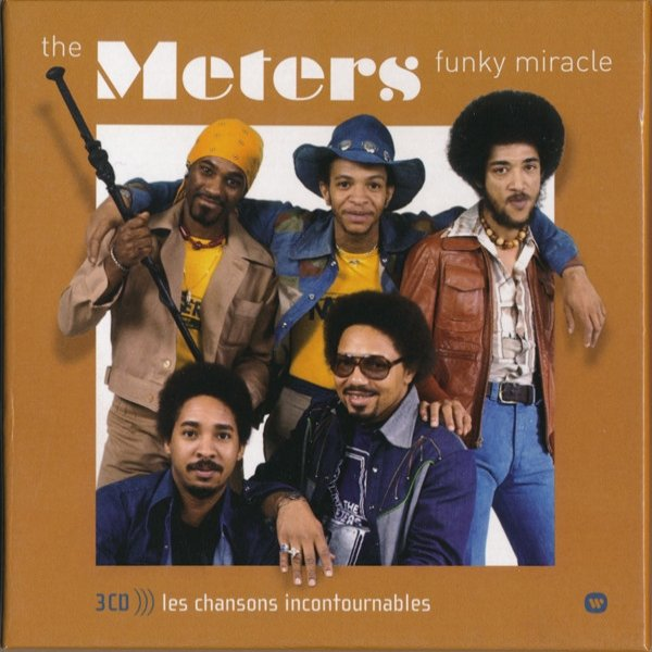 The Meters Funky Miracle, 1991