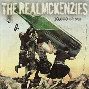 The Real McKenzies 10,000 Shots, 2015