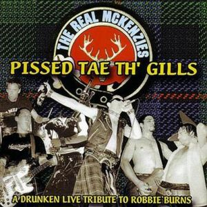The Real McKenzies Pissed Tae Th' Gills, 2015