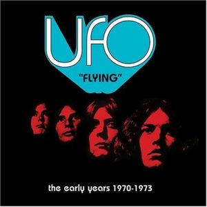 UFO Flying: The Early Years 1970-1973, 2004