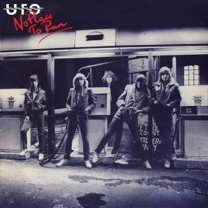 UFO No Place to Run, 1980