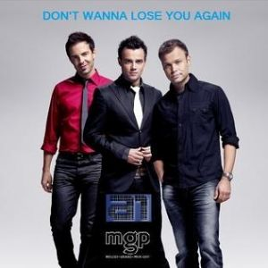 Don't Wanna Lose You Again Album