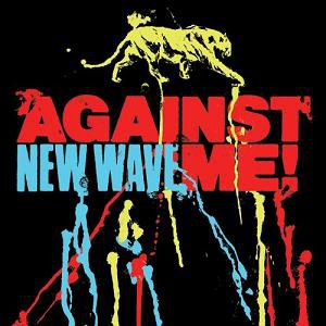 AGAINST ME! - BORNE ON THE FM WAVES LYRICS