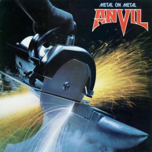 Anvil Metal on Metal, 1982