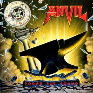 Anvil Pound for Pound, 1988