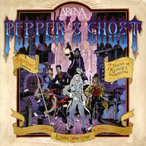 Arena Pepper's Ghost, 2005