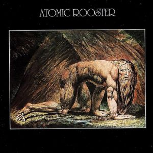 Atomic Rooster Death Walks Behind You, 1970