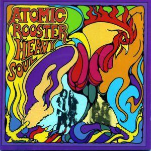 Atomic Rooster Heavy Soul, 2001