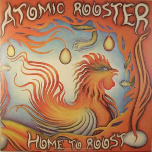 Atomic Rooster Home to Roost, 1977