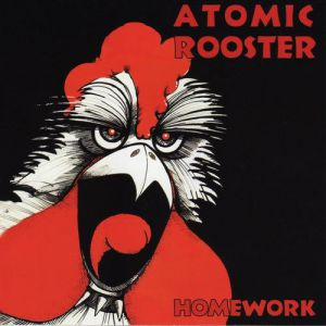 Atomic Rooster Homework, 2015