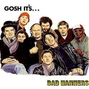 Gosh It's... Bad Manners - album