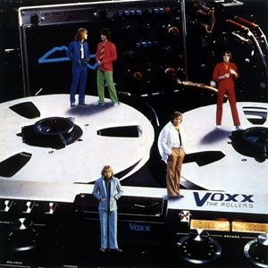 Bay City Rollers Voxx, 1980