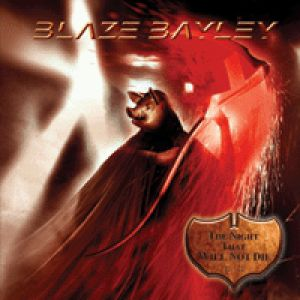 Blaze Bayley The Night That Will Not Die, 2009