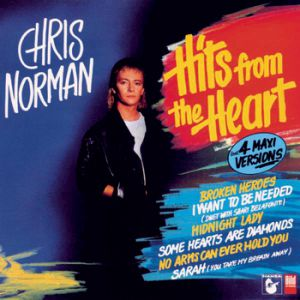 ... 1986 Chris Norman Hits from the Heart, 1988 Chris Norman Break ...