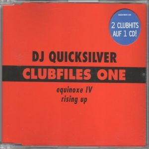 DJ Quicksilver Clubfiles One, 2003