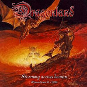Storming Across Heaven - album