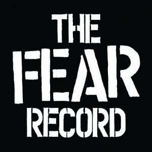 Fear The Fear Record, 2012