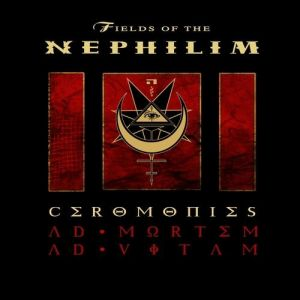 Fields of the Nephilim Ceromonies, 2012