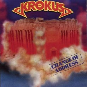 Krokus Change of Address, 1986