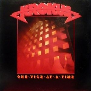 Krokus One Vice at a Time, 1982