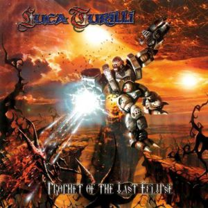 Luca Turilli Prophet of the Last Eclipse, 2002