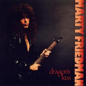 Marty Friedman Dragon's Kiss, 1988