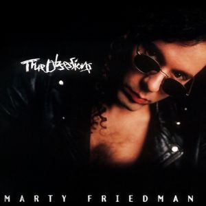 Marty Friedman True Obsessions, 1996