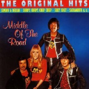 Middle Of The Road The Original Hits, 1990