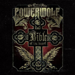 Powerwolf Bible of the Beast, 2009