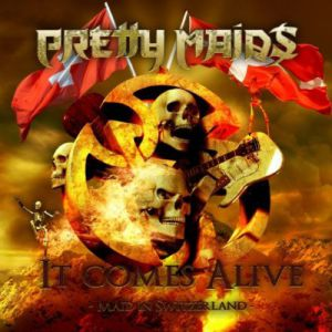 Pretty Maids It Comes Alive - Maid in Switzerland, 2012