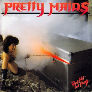 Pretty Maids Red, Hot and Heavy, 1984