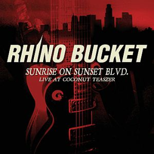 Rhino Bucket Sunrise On Sunset Blvd., 2013