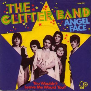 The Glitter Band Angel Face, 1974