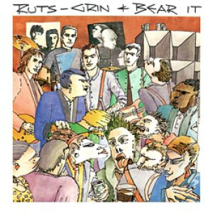 The Ruts Grin & Bear It, 1980