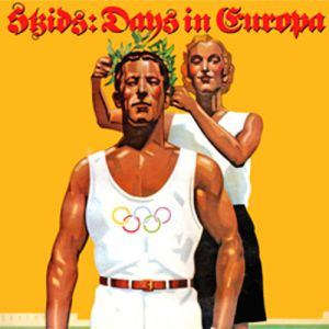 The Skids Days in Europa, 1979