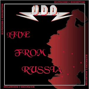 U.D.O. Live from Russia, 2001