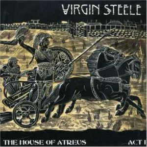 Virgin Steele The House of Atreus Act I, 1999