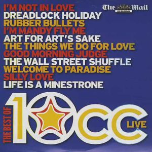 The Best of 10cc Live - album