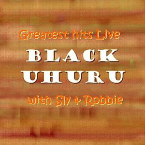 Greatest hits Live with Sly & Robbie - album