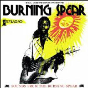 Sounds from the Burning Spear - album
