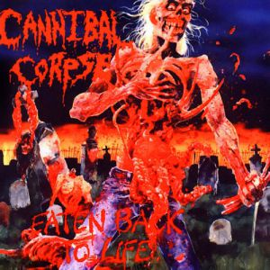 Cannibal Corpse Eaten Back to Life, 1990