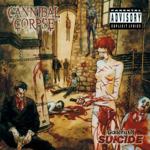 Cannibal Corpse Gallery of Suicide, 1998