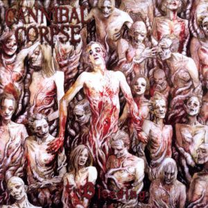 Cannibal Corpse The Bleeding, 1994