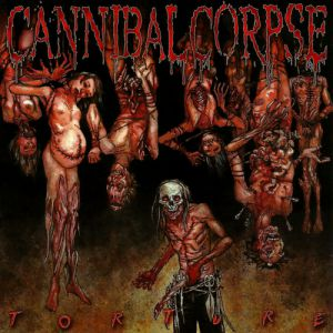 Cannibal Corpse Torture, 2012