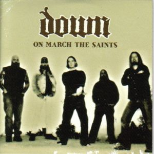 On March the Saints - album