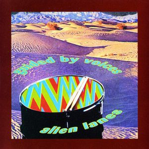 Alien Lanes Album